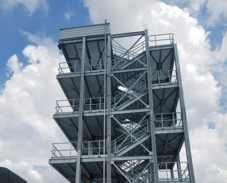 Tampa Fire Rescue Training Tower